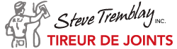 Logo de l'entreprise Tireur de joints Steve Tremblay inc.